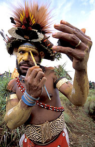 SING-SING: Huli Warrior | Papua New Guinea